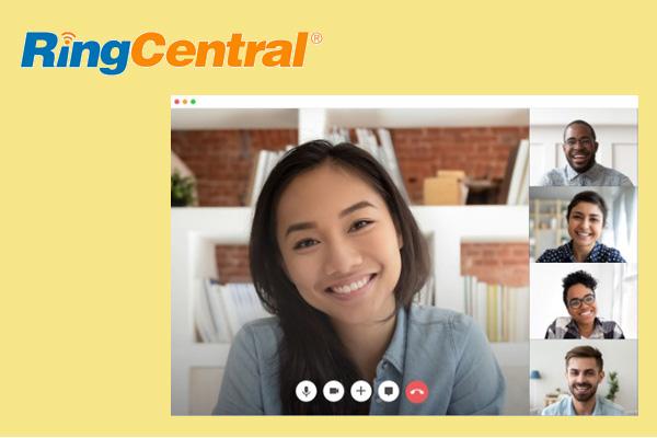 видеоконференция в Ring Central