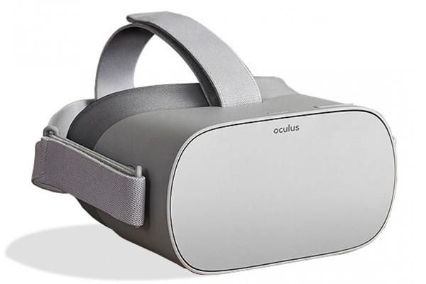 виртуальная реальность с Oculus Go