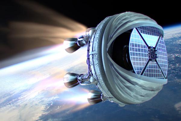 Zero2Infinity космический туризм
