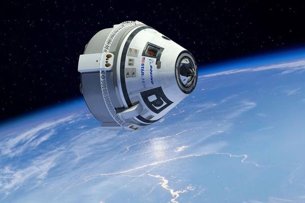 космический с компанией Boeing