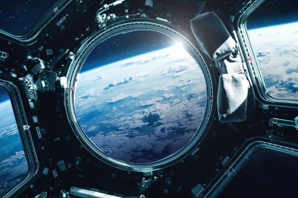 орбитальные полеты в космос