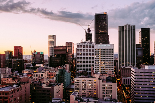 Самый высокий уровень урбанизации в мире