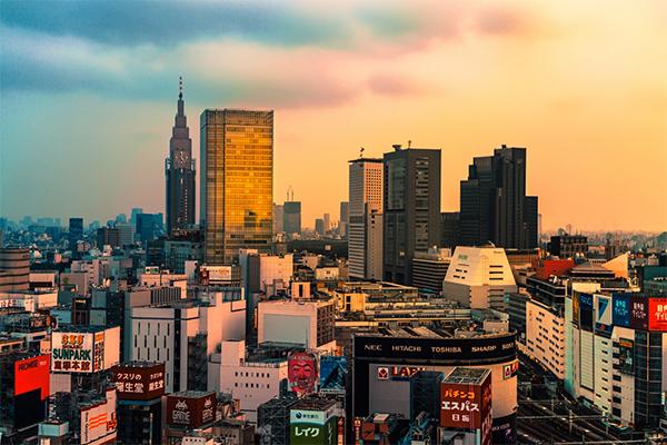 Уровень урбанизации Азии и Африки