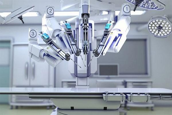 Автономные роботы в медицине