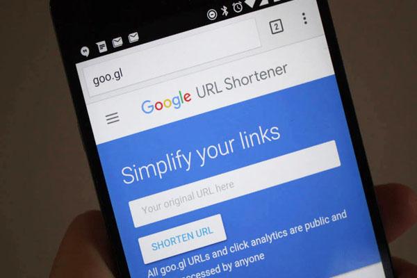 Как сделать короткую ссылку гугл
