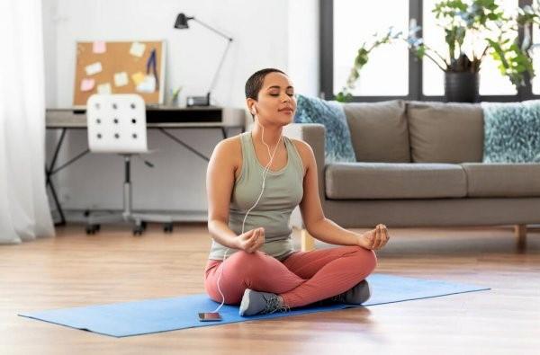 приложения для медитации на Android и iOS
