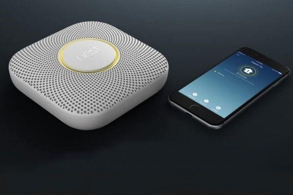 Nest Protect детектор дыма