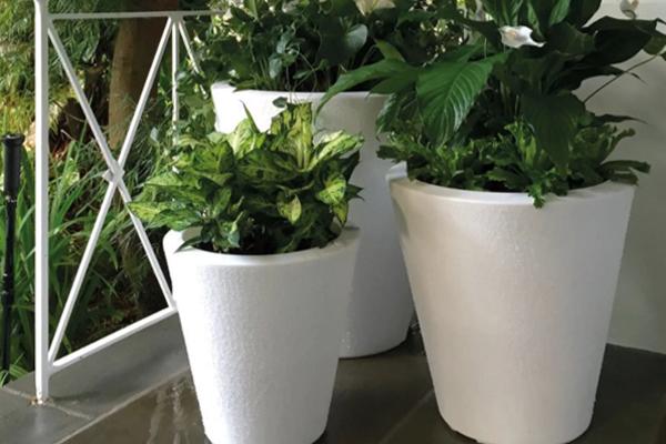 автоматический комнатных полив растений Dot TruDrop Self-Watering Planters