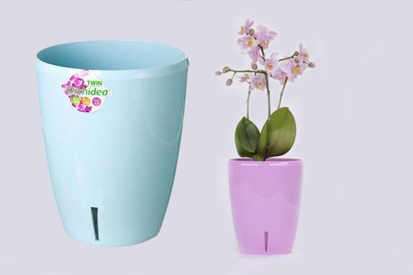 автополив растений с помощью Santino Orhidea TWIN